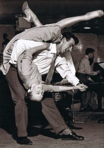 Feel the rhythm - Swing dance