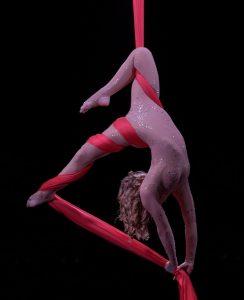 Leukste cursussen - aerial silk