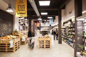 Obbio supermarkt