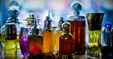 Verschillende parfums