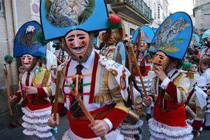 Verkleedwinkels Carnaval