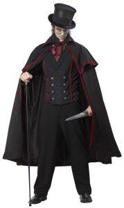 Verkleedwinkels Jack the Ripper