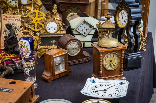 oude klokjes