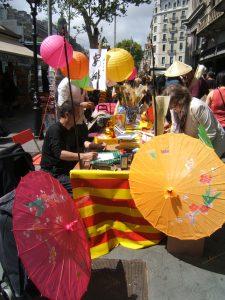 Sant jordi markt