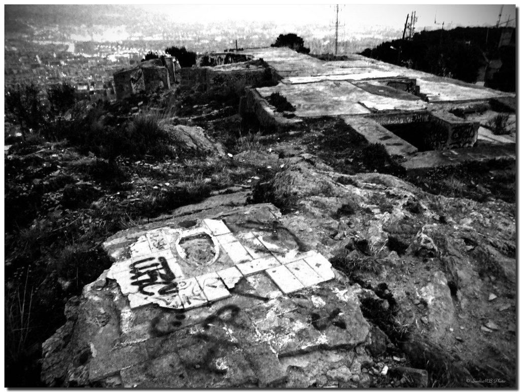 restanten bunkers el carmel na oorlog