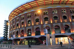 las arenas winkelcentrum in barcelona
