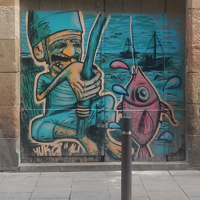 This week we take you to the streets of Barcelonahellip