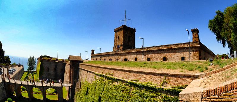montjuic kasteel