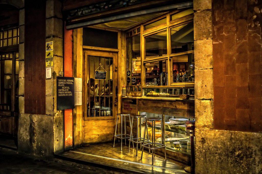 buitenkant bormuth in barcelona