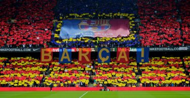 tribune camp nou