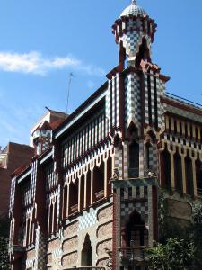 casa vicenc in barcelona