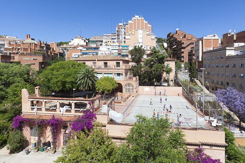 foto van het district horta-guinardo