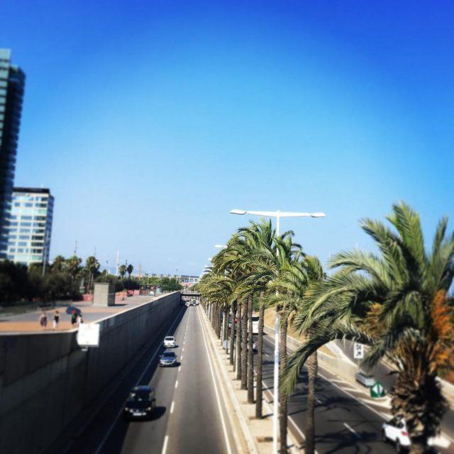 Ciudad de Barcelona barcelona bcn barcelonacity barcelonalife igers cielo skyhellip