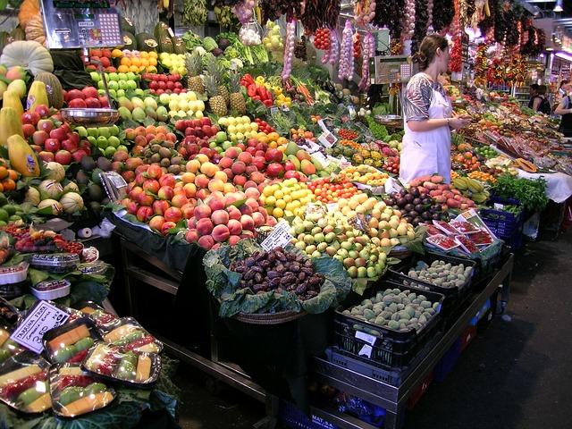 boqueria markt barcelona