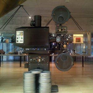 oude filmprojector