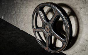 oude filmspoel