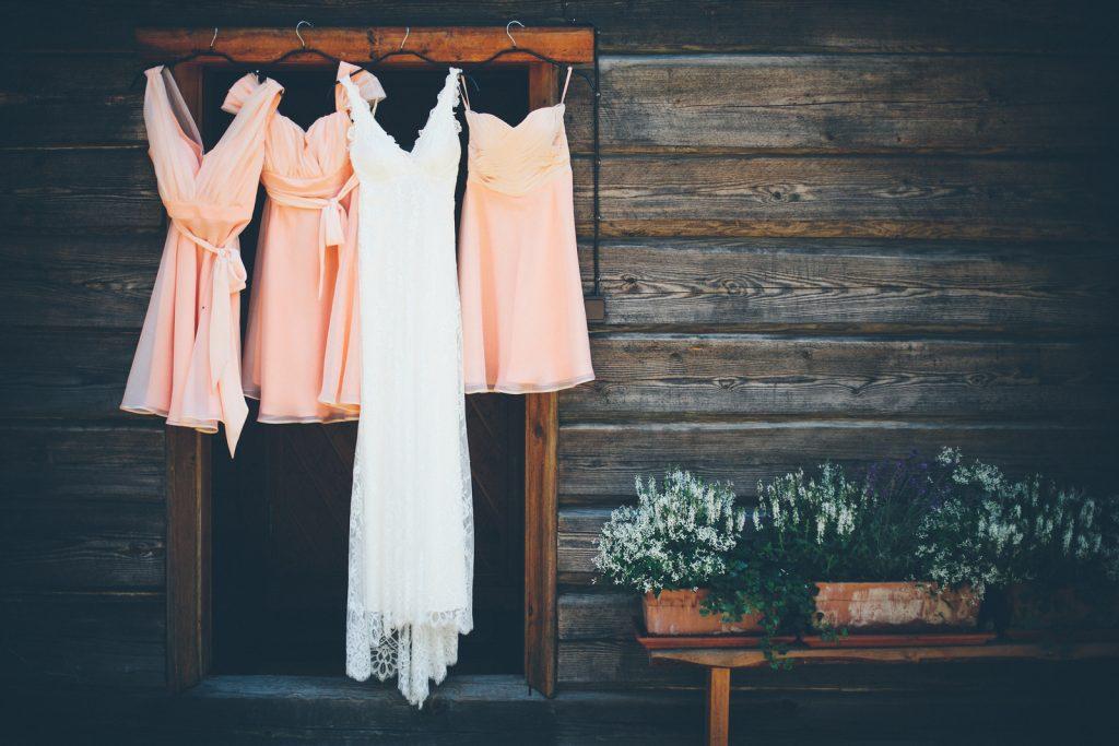 4 feestelijke jurken