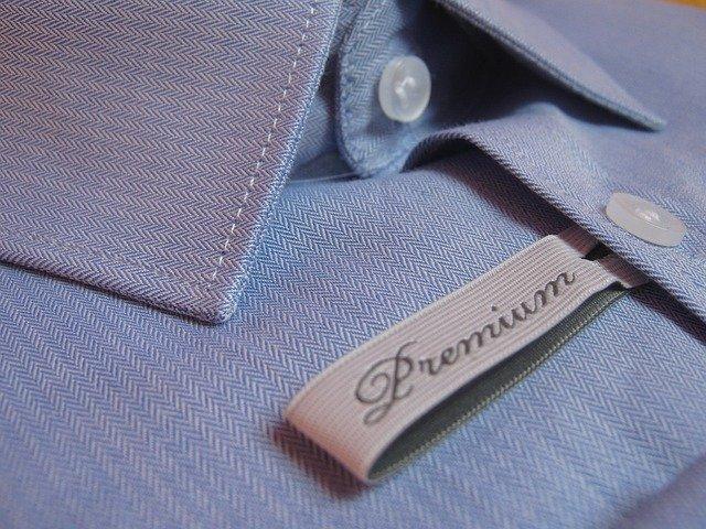 overhemd met premium label