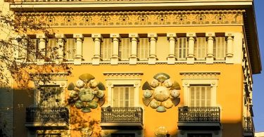 villa in barcelona