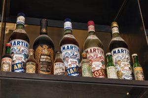 diverse flessen vermout