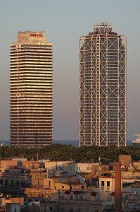 mapfre torens barcelona