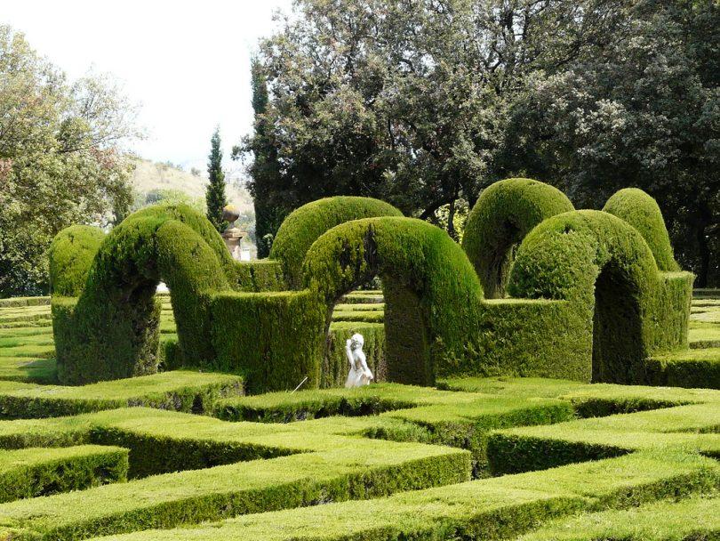 labyrint park in horta