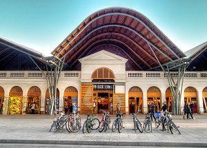 Santa Caterina markt in Barcelona