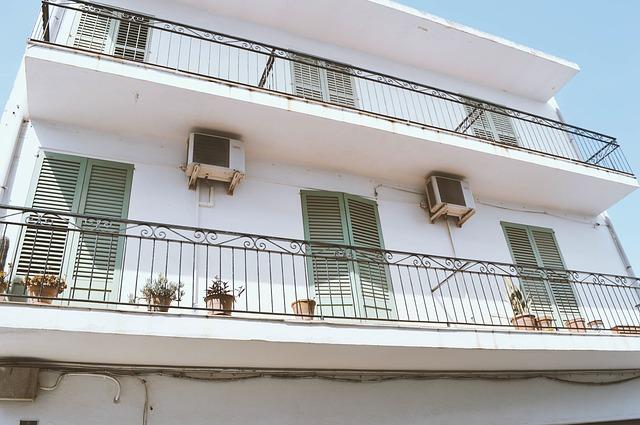 wit appartementencomplex