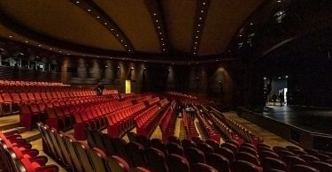 interieur theater