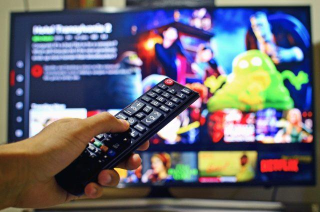 afstandsbediening voor tv