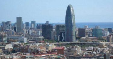 wijk Poblenou in Barcelona