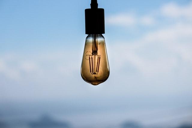 lamp voor lucht