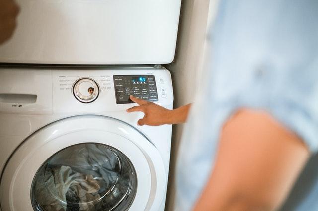 wasmachine met display