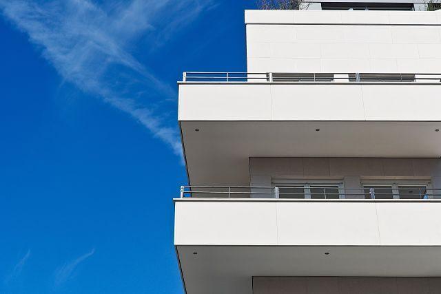 balkons appartementen