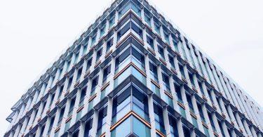 groot appartementencomplex