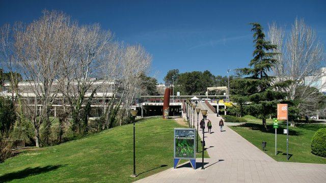 universiteit in Barcelona